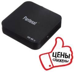 Цифровой эфирный ресивер тюнер приёмник приставка DVB-T2