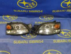 Фары на Subaru Legacy BH BE рестайл