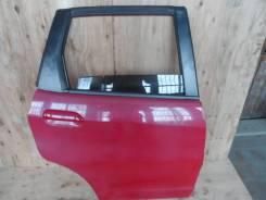 Дверь боковая задняя правая Honda Fit GE6 в сборе