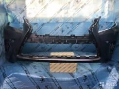 Передний бампер рестайлинг Lexus GX 460