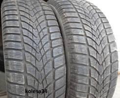 Dunlop SP Winter Sport 4D. зимние, без шипов, б/у, износ 20%