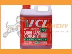 АНТИФРИЗ TCL LLC -40C красный, 2 л LLC00864 TCL LLC00864