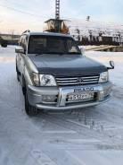 Toyota Land Cruiser Prado. механика, 4wd, 3.0 (170л.с.), дизель, 397 000тыс. км