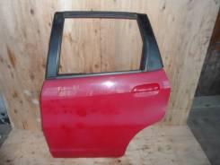Дверь боковая задняя левая Honda Fit GE6 в сборе