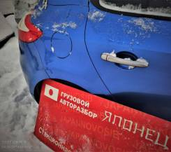 Крыло Заднее Правое Renault Megane 3 KZ0G