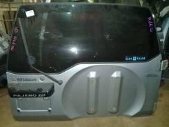 Дверь 5-я (дверь багажника) Mitsubishi Pajero iO
