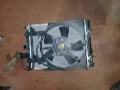 Радиатор охлаждения Nissan Cube