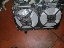 Радиатор охлаждения Mitsubishi Legnum; Galant
