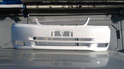 Бампер передний Toyota Corolla/ Fielder NZE121 цвет белый