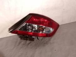 Фонарь (стоп сигнал) Honda FIT Aria, правый задний