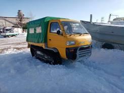 Suzuki Carry Truck. Не дорога Продаётся самоходная машина на гусеничном ходу, 42,00л.с.