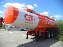 GT7 ППЦ-33. Полуприцеп бензовоз , 26 723кг.