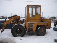 Detvan UN-053. Фронтальный погрузчик чехославацкий ун - 053, 2 000кг., Дизельный