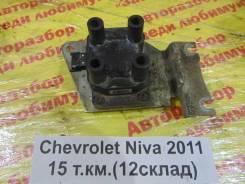 Катушка зажигания Chevrolet Niva Chevrolet Niva 2011