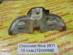Защита выпускного коллектора Chevrolet Niva Chevrolet Niva 2011