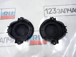 Заглушка туманки левая Toyota Avensis III ZRT272