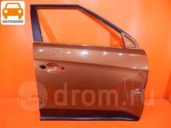 Дверь Hyundai Creta 2015-2019, правая передняя GS, оригинал