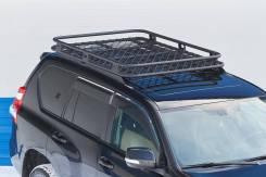 Багажники-корзины. Mitsubishi Pajero Toyota Land Cruiser Prado Toyota Tundra