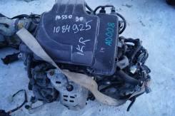 Двигатель Passo 30 1KR №А0008
