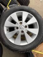 Колёса на 14 4*100. Suzuki. 155/65R14 зима