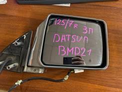 Зеркало хром Nissan Datsun bmd21 правое