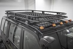 Багажники-корзины. УАЗ Патриот Toyota Tundra