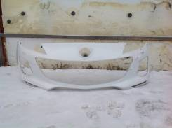 Бампер передний Mazda 3 BL 2009-2013 рестайлинг
