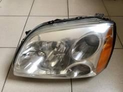 Фара левая Mitsubishi Galant 9 2004-2012