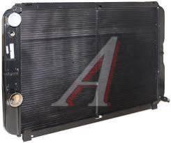Радиатор Охлаждения 3163 Патриот 2-Х рядный медный. (Оренбург)