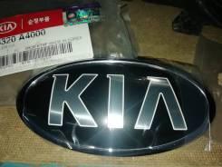 Эмблема передняя Kia Sportage 4 QL 2016