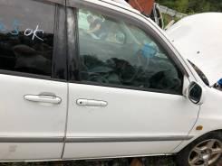 Дверь передняя правая белая(040) Toyota Raum EXZ10 EXZ15 90000km