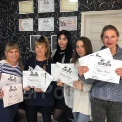 Обучение наращиванию ресниц от ведущей студии- школы Владивостока