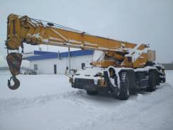 Grove. Автокран RT 250 SD (25 тонн, 30 метров), 38,00м.