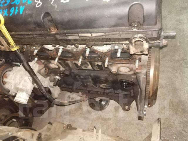 Двигатель контрактный Opel