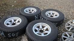 Продам комплект колес ( 545-Б ) на японском литье