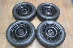 "Зимние колеса R15 для Chevrolet Aveo. 6.0x15"" 4x100.00 ET40 ЦО 56,6мм."