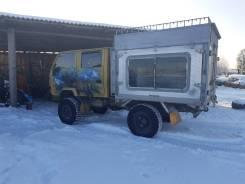 Mitsubishi Fuso Canter. Продам грузовик, 4 200куб. см., 2 000кг., 4x4