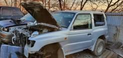 Кузов пиленый Mitsubishi Pajero 2 V21W V23W V25W V26W рестайл (голый)