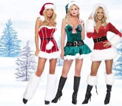 Три Снегурочки поздравят С Новым Годом
