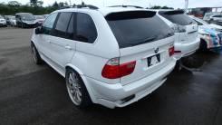 Нижняя крашка багажника BMW X5 2002