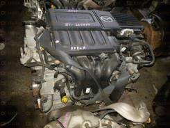 Двигатель в сборе ZY на Mazda