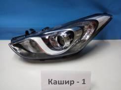 Фара левая Hyundai I30 2 GD (2011-нв) [92101A6000]
