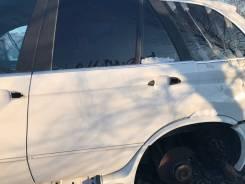 Дверь BMW X5 2002, левая задняя