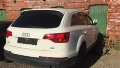 Крыло заднее левое Audi Q7