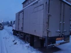 Nissan Diesel. Продается грузовик ниссан дизель фургон, 3 000куб. см., 5 000кг., 4x2