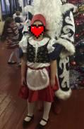 Продам новогодний костюм для девочки