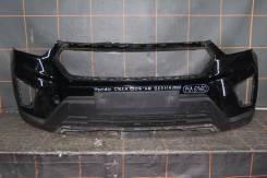 Бампер передний - Hyundai Creta