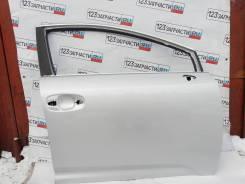 Дверь передняя правая Toyota Avensis III ZRT272 2011 г