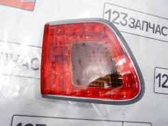 Стоп-сигнал на дверь багажника левый Toyota Avensis III ZRT272 2011 г.