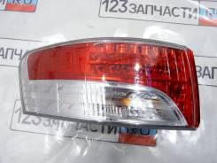 Стоп-сигнал на крыло левый Toyota Avensis III ZRT272 2011 г.